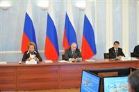 Заседание президиума Государственного совета РФ в Череповце 17 февраля 2014 года