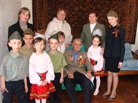 """Клуб """"Все свои"""" объединил жигулевские семьи с приемными детьми"""