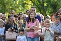 """В Самаре состоялся фестиваль-феерия """"Пластилиновый дождь"""""""