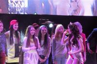 Наталья Орейро, гастролируя по России, дала концерт в Самаре