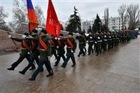 В Самаре прошли торжества, посвященные 75-летию Сталинградской битвы