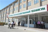 """Николай Меркушкин поставил """"отлично"""" Усольскому сельскохозяственному техникуму"""
