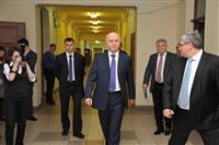 Николай Меркушкин посетил Самарский государственный технический университет