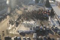 """В Самаре в митинге """"За честные выборы"""" приняли участие около 700 человек"""