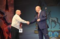 Николай Меркушкин поздравил ведущих представителей ракетно-космической отрасли региона с Днем космонавтики