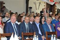Клуб веселых нефтяников компании ЛУКОЙЛ вновь сыграл в Самаре