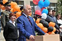 """Губернатор: """"Школе №149 присвоено имя одного из самых прославленных наших земляков"""""""