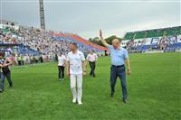 """""""Крылья Советов"""" выиграли чемпионат ФНЛ"""