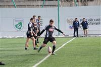 В Самаре состоялся матч 1/32 финала Кубка России по регби