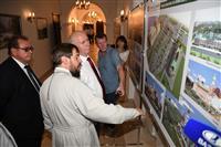 Николай Меркушкин посетил Поволжский православный институт имени святителя Алексия