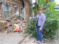 Дом на ул. Садовой, в котором рухнула стена, признали аварийным еще в 2010 году