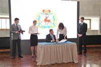 Самарская область подписала с семью регионами РФ соглашение о сотрудничестве