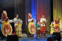 Праздничный концерт, посвященный 65-летию Государственного Волжского русского народного хора имени Петра Милославова