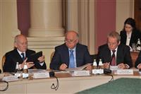 Николай Меркушкин принимает участие в заседании Совета ПФО в Пензе