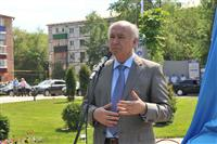 Николай Меркушкин принял участие в церемонии открытия памятника Виктору Михельсону