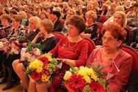 В Самаре прошла торжественная встреча, посвященная Международному женскому дню