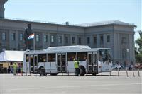 Лидерами конкурса профессионального мастерства водителей автобуса стали тольяттинцы