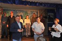 Галина и Олег Беловы ставят спектакли с пациентами областной психиатрической клиники