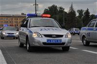 У полиции появилось 30 новых автомобилей