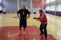 """Баскетбольная команда """"Самара-СГЭУ"""" провела открытую для прессы тренировку"""