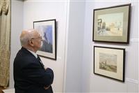 """В Художественном музее открылась большая выставка графики """"Грани XX века"""""""