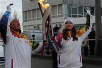 Самара принимает Эстафету Олимпийского огня