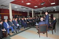 Расширенное заседание попечительского совета Самарского государственного аэрокосмического университета