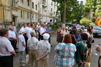 Виктор Сазонов встретился с жителями Промышленного и Ленинского районов Самары