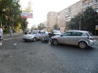 Двое подростков пострадали в ДТП с участием мопеда и иномарки
