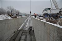 Тоннель для трамваев под улицей Дальней готов на 99%