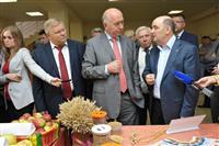 2 сентября, глава региона Николай Меркушкин посетил Приволжский район