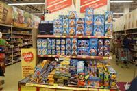 Рейд против незаконной продажи фейерверков
