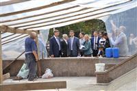 Мэрия Самары проверила ход работ по реконструкции бульвара по ул. Стара-Загора