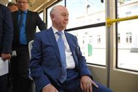 Николай Меркушкин передал самарскому ТТУ 10 новых трамваев