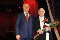 Николай Меркушкин вручил ветеранам юбилейные медали на праздничном мероприятии, посвященном 70-летию Великой Победы
