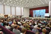 Николай Меркушкин с рабочим визитом посетил Октябрьск