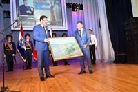 Празднование 20-летия Управления судебного департамента в Самарской области