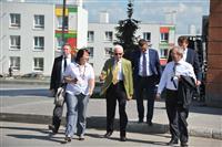 """Основатель компании """"Кнауф"""" высоко оценил """"Кошелев проект"""" и перспективы совместной работы"""