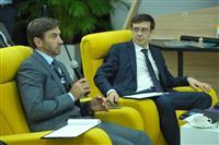 Михаил Абызов ознакомился с работой стартап-центра Самарского университета