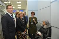 Заместитель председателя правительства РФ Ольга Голодец посетила социальные объекты региона