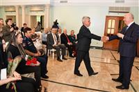 Николай Меркушкин в торжественной обстановке вручил государственные и региональные награды