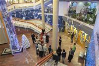 В Самарской филармонии прошла первая экскурсия по зданию