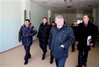 Заседание межведомственной комиссии по созданию кадетского корпуса в структуре МВД РФ в Самаре