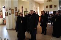 Рощинский храм распишут художники из Москвы