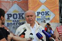"""На """"Роке над Волгой"""" побывал губернатор Николай Меркушкин"""