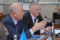 Заседание попечительского совета Самарского национального исследовательского университета имени академика С. П. Королева