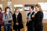 """Французские делегаты посетили открытие выставки """"Тольятти. Рождение нового города"""""""