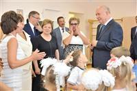 Николай Меркушкин открыл один из самых современных детских садов в регионе