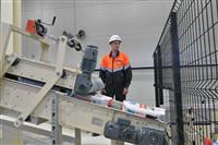 В Чапаевске открылся завод по производству сухих строительных смесей
