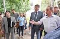 В Зубчаниновке начался активный ремонт дорог